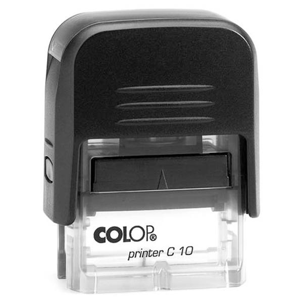 Автом. для штампов Colop C10 (27Х10)