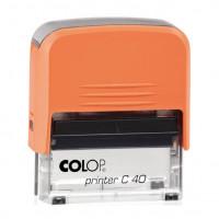 Автом. для штампов Colop C40 (59×23)